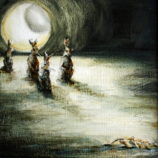 The Odyssey of a Hare XIX