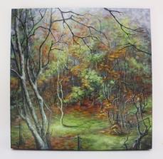 26. Faun in the Autumn