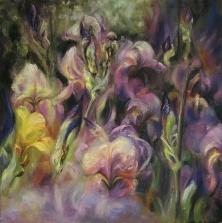 14. A Yellow Iris