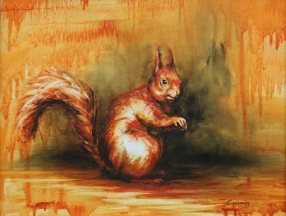 34. Red Squirrel