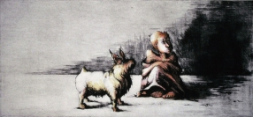 13. One Boy and His Dog