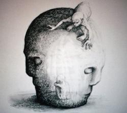 9. Stone Head